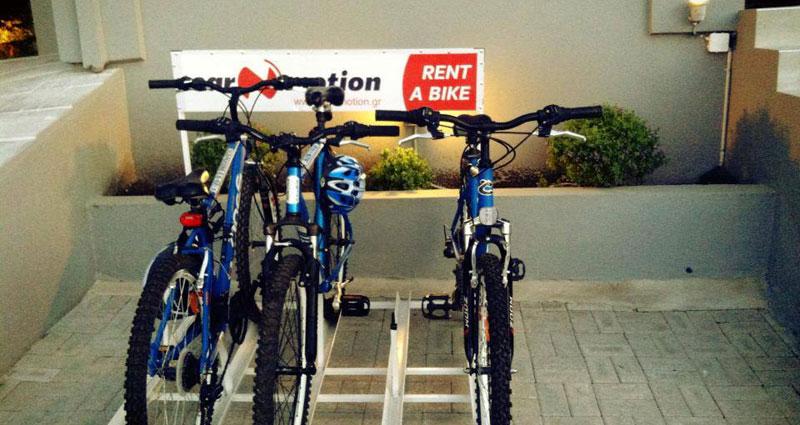 Ξενοδοχείο Altamar - Ενοικίαση ποδηλάτου