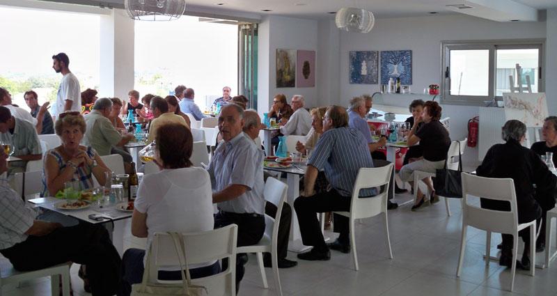Hotel Altamar - Parties